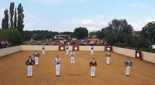 La Course Landaise : Culture de la Gascogne. Un art taurin, un sport, un spectacle.