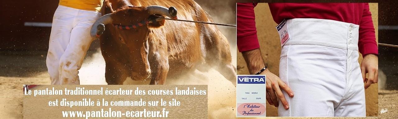 La Course Landaise .