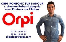 - ORPI Agence immobilière Pontonx sur l'Adour