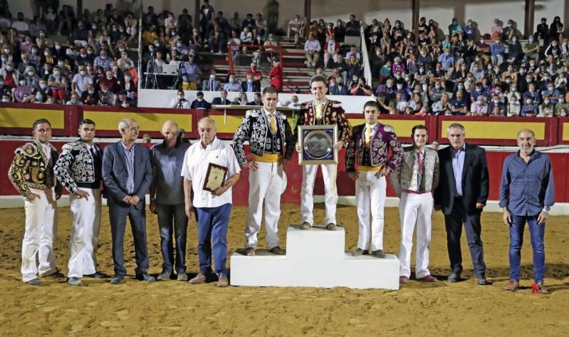 Vieux Boucau podium 2021